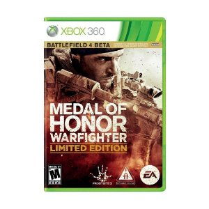 Jogo Medal of Honor: Warfighter (Limited Edition) - Xbox 360