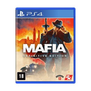 Jogo Mafia: Definitive Edition - PS4