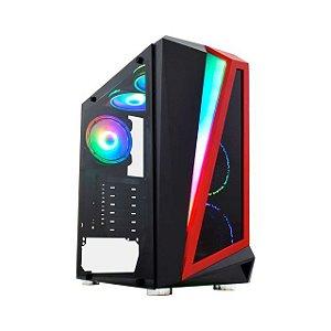 Gabinete Gamer Gaming Master K-Mex  (cg - 03qi) Sem Fonte