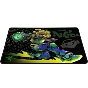 Mousepad Gamer Razer Goliathus Overwatch Lucio Edition - (Speed, Médio)
