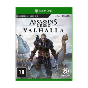 Jogo Assassin's Creed: Valhalla - Xbox One