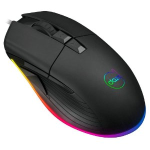 Mouse Gamer Dazz Kirata Ascendent (RGB, 8 Botões, 12400DPI)