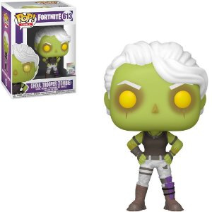 Boneco Funko Pop Fortnite #613 - Ghoul Trooper (Zombie)