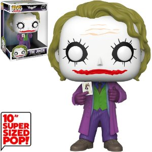 Boneco Funko Pop The Dark Knight Trilogy #334 - The Joker