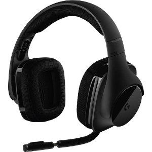 Headset Gamer Logitech - G533 Wireless 7.1