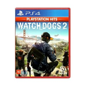 Jogo Watch Dogs 2 (Playstation Hits) - PS4