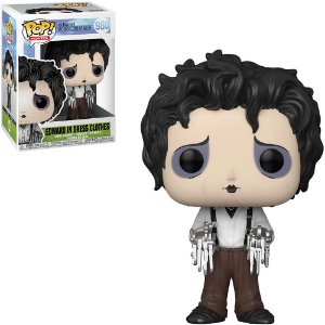 Boneco Funko Edward Scissorhands #980 - Edward in Dress Clothes