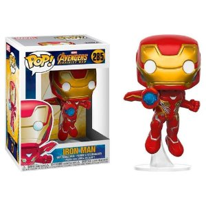 Funko Pop #285 Iron Man - Avengers