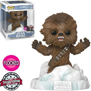 Boneco Funko Pop Star Wars #374 - Chewbacca