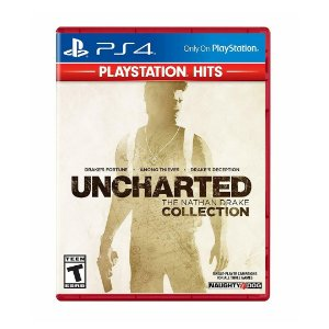 Jogo Uncharted The Nathan Drake Collection (Playstation Hits) - PS4