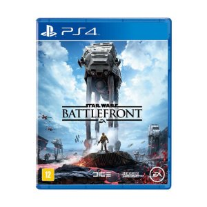 Jogo Star Wars: Battlefront - PS4