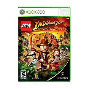 Jogo Lego Indiana Jones: The Original Adventures - Xbox 360