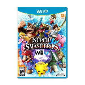 Jogo Super Smash Bros. - Wii U