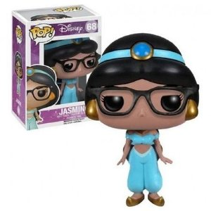 Boneco Funko Pop Disney #68 - Jasmine