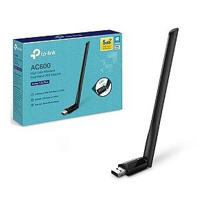 TP-link Archer T2u Plus Adaptador Usb Wifi AC600 Dual Band
