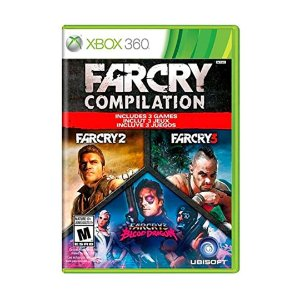 Jogo Far Cry (Compilation) - Xbox 360