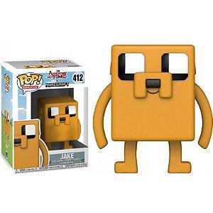 Boneco Funko Pop Adventure Time x Minecraft #412 - Jake