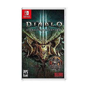 Jogo Diablo: Eternal Collection - Switch