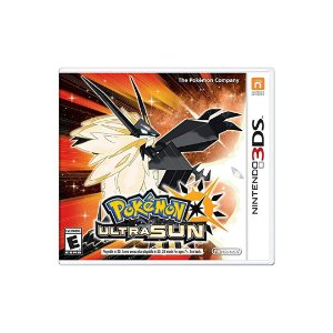 Jogo Pokémon Ultra Sun - 3DS