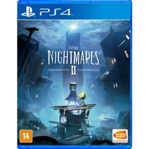 Jogo Little Nightmares II - PS4