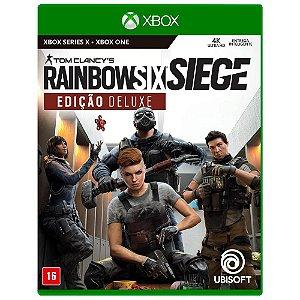 Jogo RainbowSix: Siege Edição Deluxe - Xbox Series X