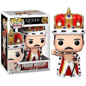 Boneco Funko Queen #184 - Freddie Mercury