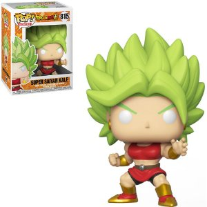Boneco Funko #815  Super Saiyan Kale - Dragon Ball