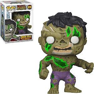 Boneco Funko #659  Zombie Hulk - Marvel Zombies
