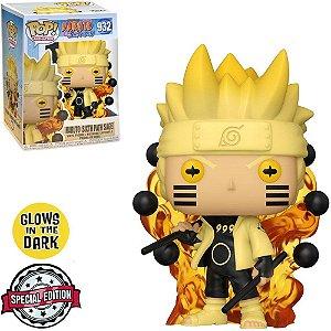 Boneco Funko Naruto (Six Path Sage) #932 - Naruto Shippuden
