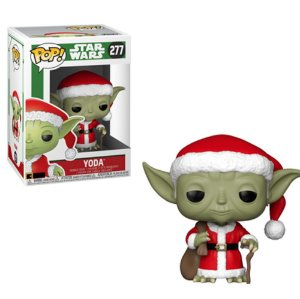 Boneco Funko Pop Yoda #277 - Star Wars