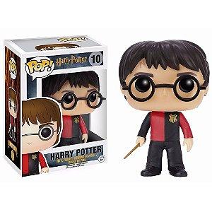 Boneco Funko Pop #10 Harry Potter - Harry Potter