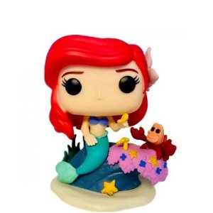 Boneco Funko Ariel #1012 - Disney Princess