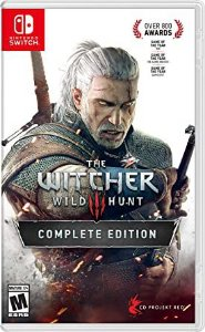 Jogo The Witcher Wild Hunt (Complete Edition) - Switch