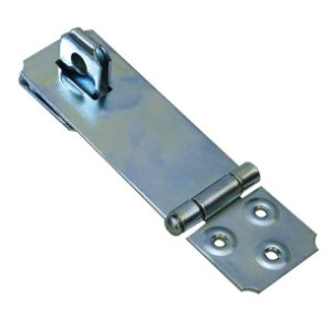 Porta Cadeado Fecho Trinco 3 .1/2 Duas Unidades