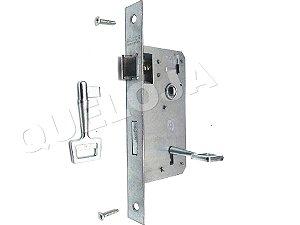 Fechadura Mecanismo 40 mm Interna Aliança Ref. 2700 de Porta de Madeira Casa