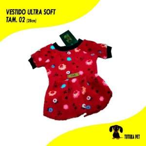 Vestido Soft Pet Tam.02 - Club Pet