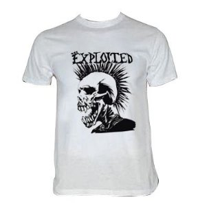 Camiseta The Exploited