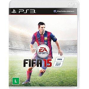 JOGO PS3 - FIFA 15