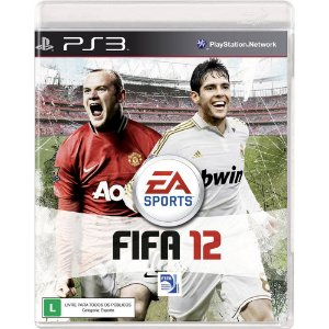 JOGO PS3 - FIFA SOCCER 12 (USADO)