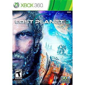 JOGO XBOX 360 - LOST PLANET 3