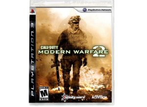 JOGO PS3 - CALL OF DUTY MODERN WARFARE 2 (USADO)