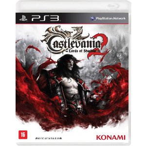 JOGO PS3 - CASTLEVANIA: LORDS OF SHADOW 2