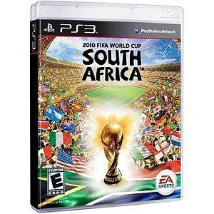 JOGO PS3 - 2010 FIFA WORLD CUP SOUTH AFRICA (USADO)