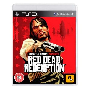 JOGO PS3 - RED DEAD REDEMPTION (USADO)