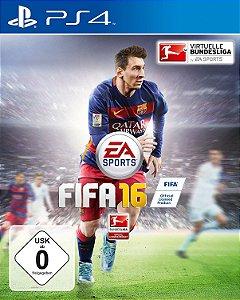 Jogo Ps4 - Fifa 16 (Usado)