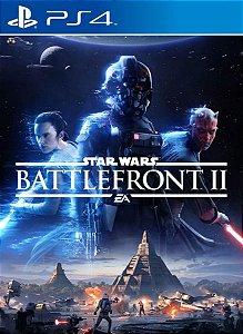 Jogo Ps4 - Star Wars Battlefront II