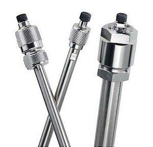 Colunas para HPLC 4mm - Diversos Tamanhos - Fases e Tamanhos de partículas