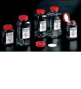 Square Sterile Flasks