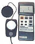 02034 -  Luxímetro - Medidor de Intensidade De Lux Digital