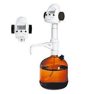 bureta digital eletronica de 50 ml autoclavavel, com adaptadores para frasco fabricacao VWR/USA pk 01